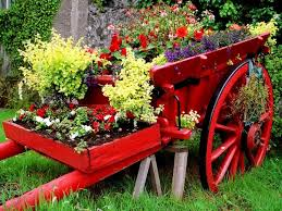 How To Design A Flower Bed How To Design A Rustic Garden