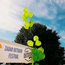 Sea Organ Sea Organ Swim Zadar Outdoor Festival 2018