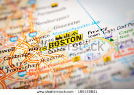 boston city map boston map stock images royalty free images vectors