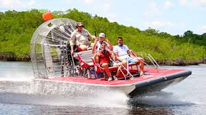 fan boat tours miami everglades airboat buggy tours captain jack s airboat tours