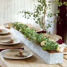 Terrain Home Decor by Galvanized Trough Planter Galvanized Trough Trough Planters And