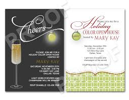 open house invitation paper perfection christmas open house invitation