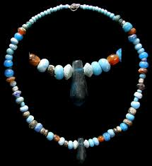 necklace stone bead images Ancient resource ancient roman and greek glass gold and stone jpg