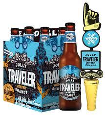 traveler beer images Taste test jolly traveler winter shandy etc hungry memphis png