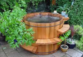 Wood Fired Bathtub Nice Decoration Cedar Tub Amazing 1000 Images About Wood Fired