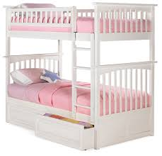 Columbia Full Over Full Bunk Bed by Amazon Com Columbia Bunk Bed With 2 Raised Panel Bed Drawers