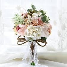 artificial wedding flowers cheap flower bouquets for weddings kantora info