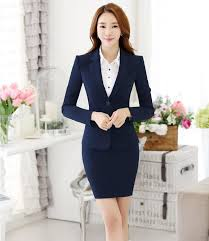 styles of work suites 2018 autumn winter formal ol styles office work wear suits with