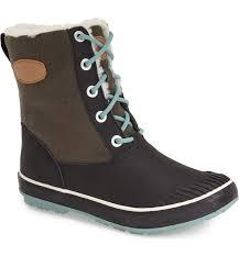womens boots keen keen elsa waterproof boot nordstrom