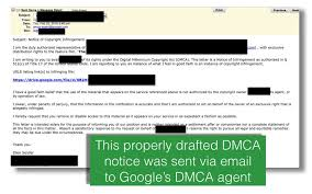 Dmca by Google Really Really Doesn U0027t Like You To Send Dmca Requests Via