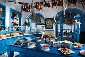 il riccio u2013 stylish waterfront restaurant in capri idesignarch
