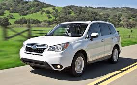 2014 subaru forester 2 5i limited xt first test truck trend