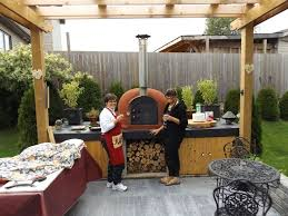 Outdoor Kitchen Designs With Pizza Oven by 12 Best Outdoor Kitchen Images On Pinterest Outdoor Kitchen