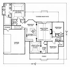 plan of house with dimensions floor plans planning measurements