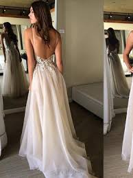 backless wedding dress cheap backless wedding dresses open low back styles at