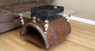 Wine Barrel Vanity Wine Barrel Furniture Ideas You Can Diy Or Buy 135 Photos