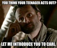 Daryl Walking Dead Meme - matt granberry on dads walking dead and dead memes
