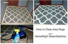 Area Rug Cleaning Tips How To Clean An Area Rug With Steam Steam Cleaning Diy Cleaning