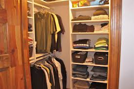 how to organize a small walk in closet standing desk hack rolling