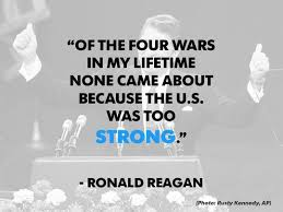 jobs for ex journalists quotes about strength and perseverance call him the quipper 10 memorable reagan quotes