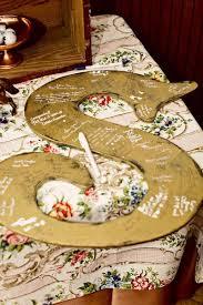 monogram guest book 10 creative wedding sign in ideas something borrowed wedding diy
