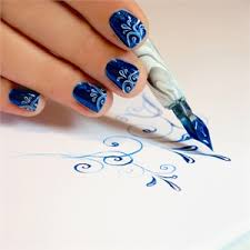 a calligrapher u0027s touch how to use the be creative nail art pen