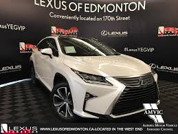 lexus rx pre owned 2017 lexus rx 350 demo unit executive package 4 door