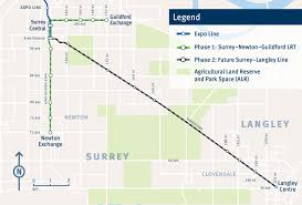 The L Train Map The Project City Of Surrey
