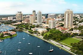 Map Of St Petersburg Florida by St Pete Rising