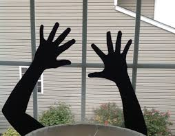 Halloween Monster Hands 20 Booo Tiful Halloween Silhouettes