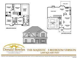 Majestic Homes Floor Plans Floor Plans