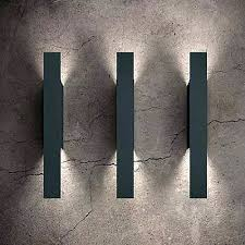 Outdoor Wall Sconce Up Down Lighting Exterior Wall Sconces Commercial Commercial Sconce Lighting
