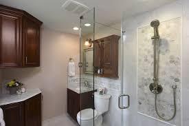 Award Winning Master Bathroom by Bathrooms Remodeling Designs Inc