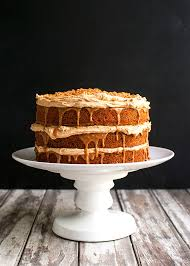 triple biscoff carrot cake the tough cookie