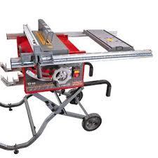 Ryobi 10 Inch Portable Table Saw Craftsman 15 Amp 10