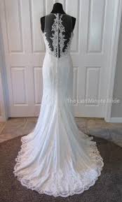 exclusive wedding dresses jacquelin exclusive julie 19080 675 size 6 new un altered