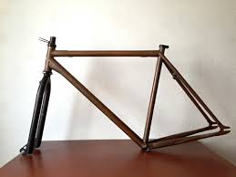 Matte Black Spray Paint For Bikes - for sale mke bruiser frame and forks copper plated m league