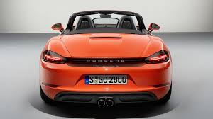 how much is a porsche boxster porsche 718 boxster price specifications and release date