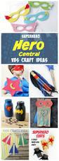 Best 25 Super Hero Crafts Ideas On Pinterest Simple Kids Crafts
