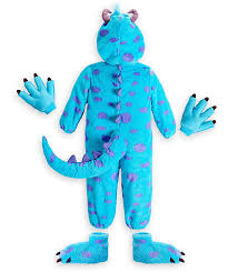 monsters inc halloween costumes sully amazon com disney store monsters university sulley halloween