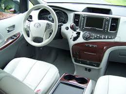 Review 2011 Toyota Sienna The Truth About Cars