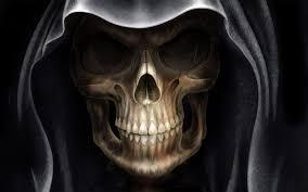 3 d halloween wallpaper skull wallpaper android apps on google play