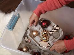 how to store decorations diy