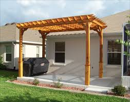Pergola Post Design by Pergola Design Ideas 8 X 8 Pergola 8 X 16 Custom Cedar Pergola