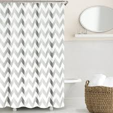 Amazon Shower Curtains Chevron Shower Curtain Grey Home Design
