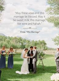 poem from bride to groom on wedding day 44 ceremony readings you u0027ll love