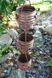 145 best rain chains images on pinterest rain chains garden
