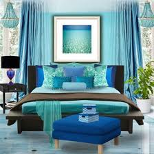 Blue Room Decor Blue Bedroom Decor Home Design Plan