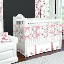 Dahlia Nursery Bedding Set Mini Crib Bedding Nursery