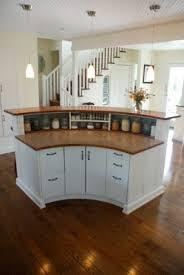 kitchen bar island ideas chic kitchen island bar best 25 curved kitchen island ideas on